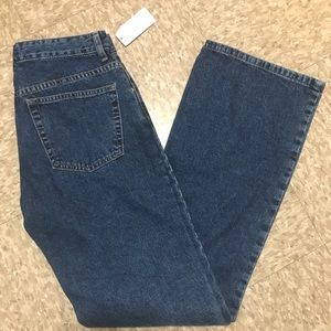 NWT GAP blue flare jeans